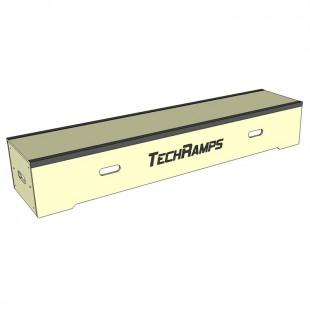 Grindbox prosty z kątownikiem 180cm - 30cm - 40cm GPK180-30-40