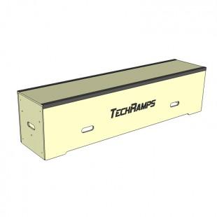 Grindbox prosty z kątownikiem 180cm - 45cm - 40cm GPK180-45-40